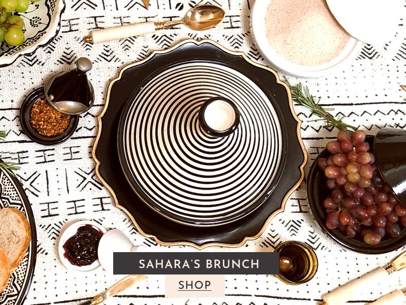 Sahara's Brunch Home - Mobile