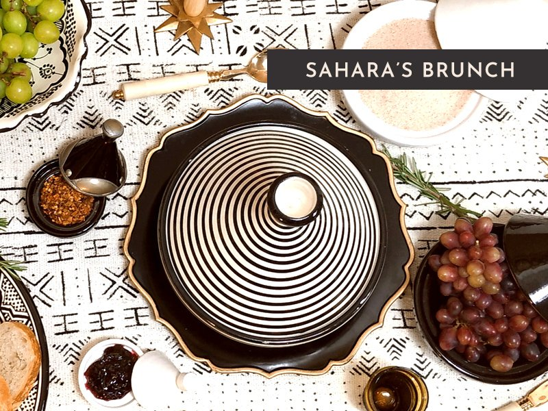 Sahara's Brunch Categoria - Mobile