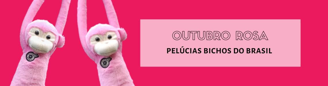 Pelúcias out rosa