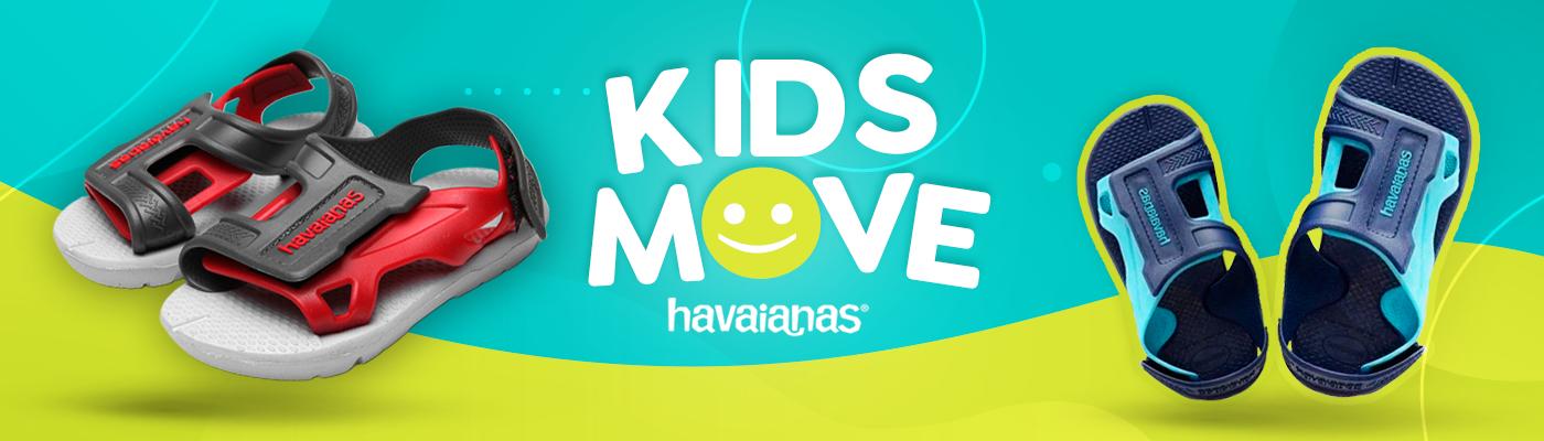 BANNER SANDALIA MOVE KIDS
