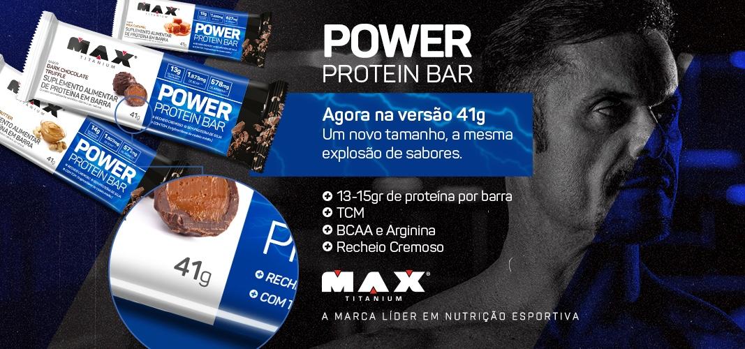 Nova Power Protein Bar