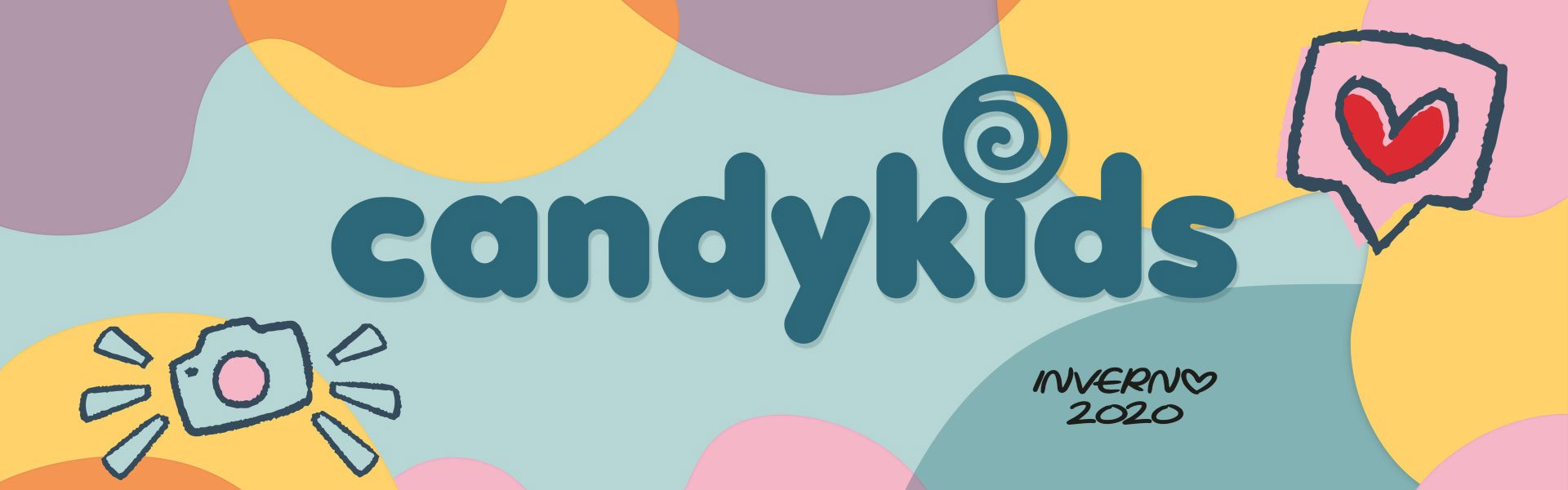 Banner Candy Kids Fashion 1
