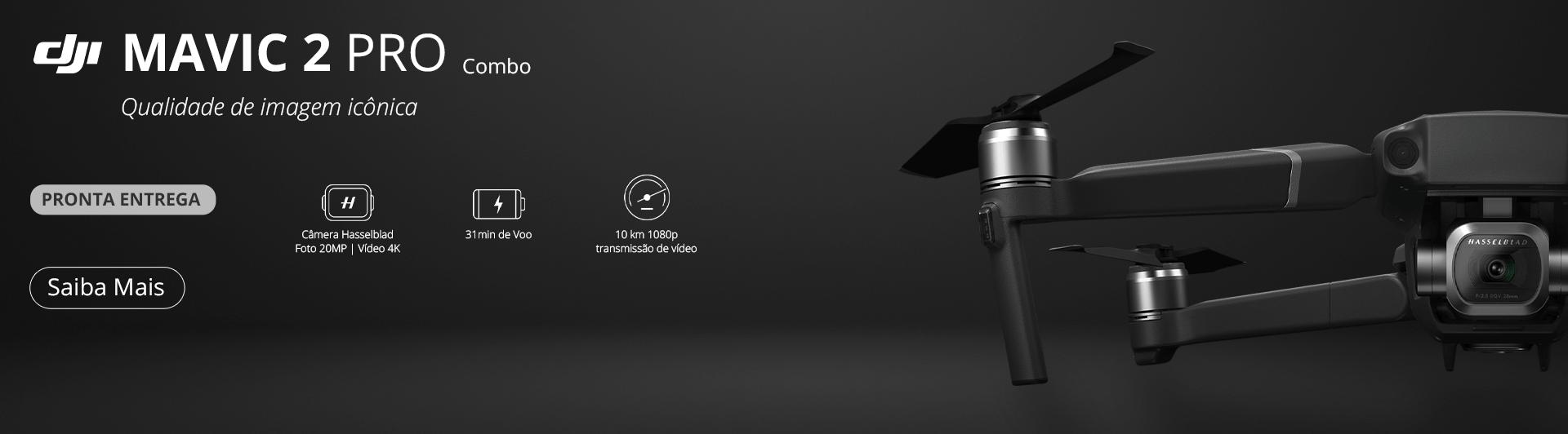 Mavic 2 Pro Combo Fly More Kit