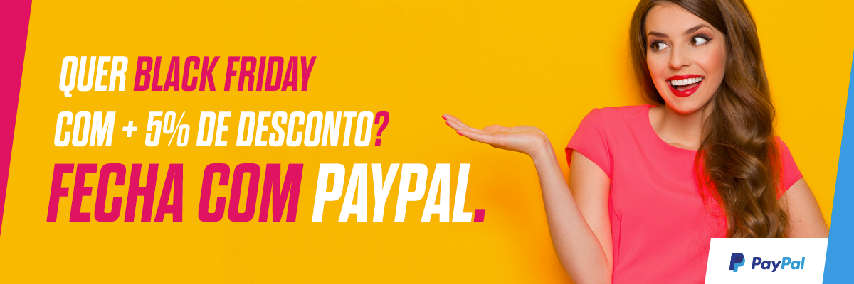 Paypal Black Friday 5%