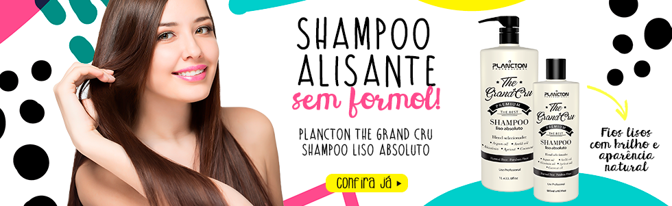 Plancton - The Grand Cru Shampoo que Alisa