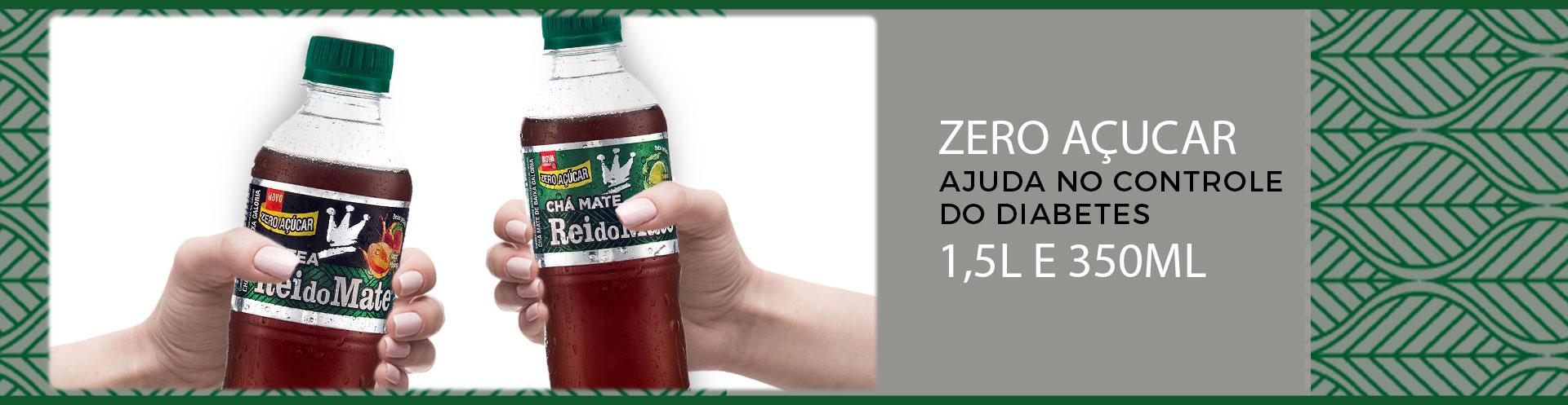 Zero Açúcar Full Banner