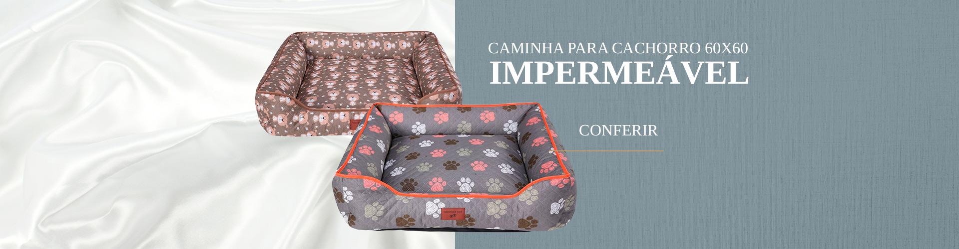 CAMINHA PARA CACHORRO IMPERMEAVEL