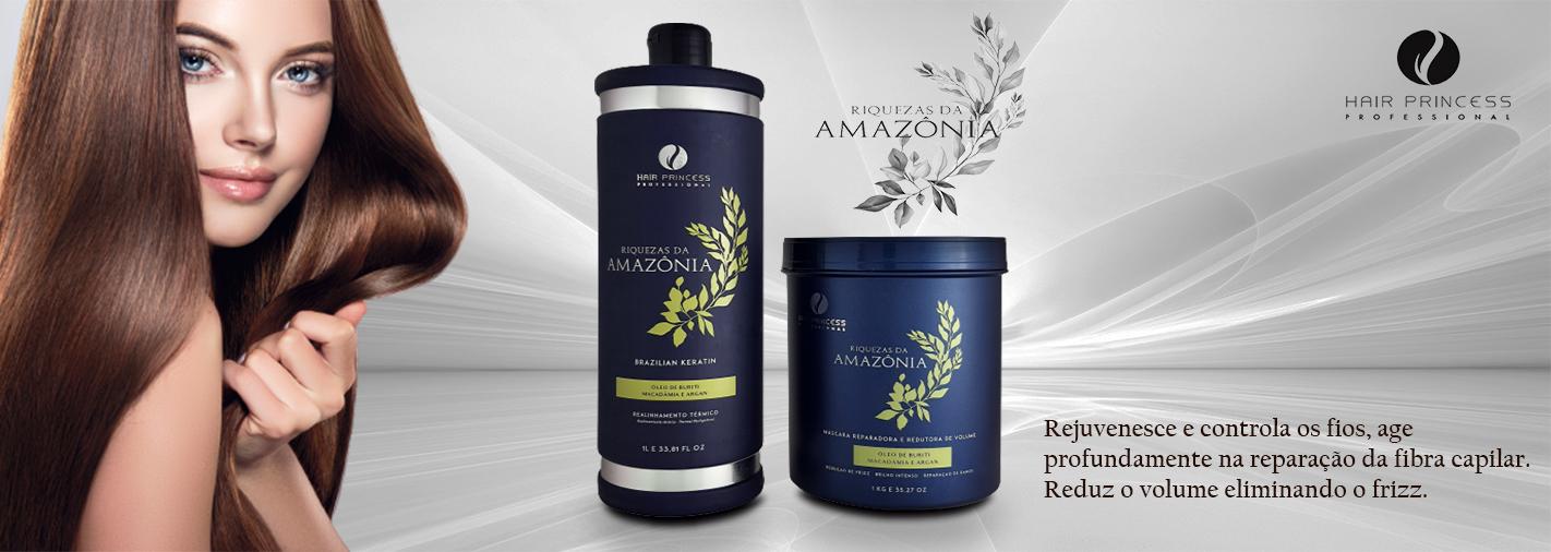 Riquezas da Amazonia - azul