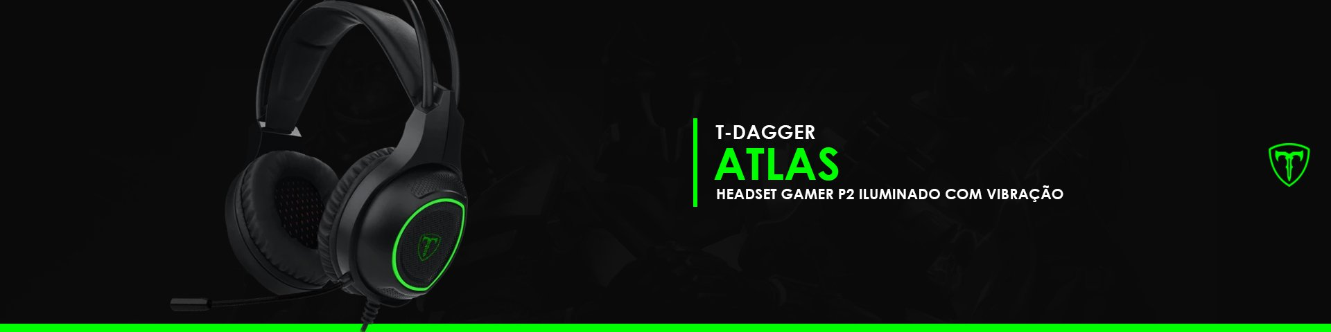 Aguce seus sensos com o T-Dagger Atlas