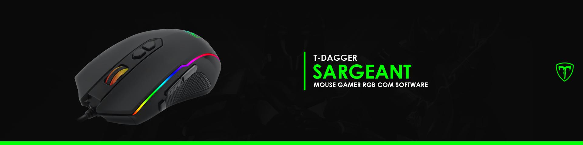 Precisão e performance com o T-Dagger Sargeant