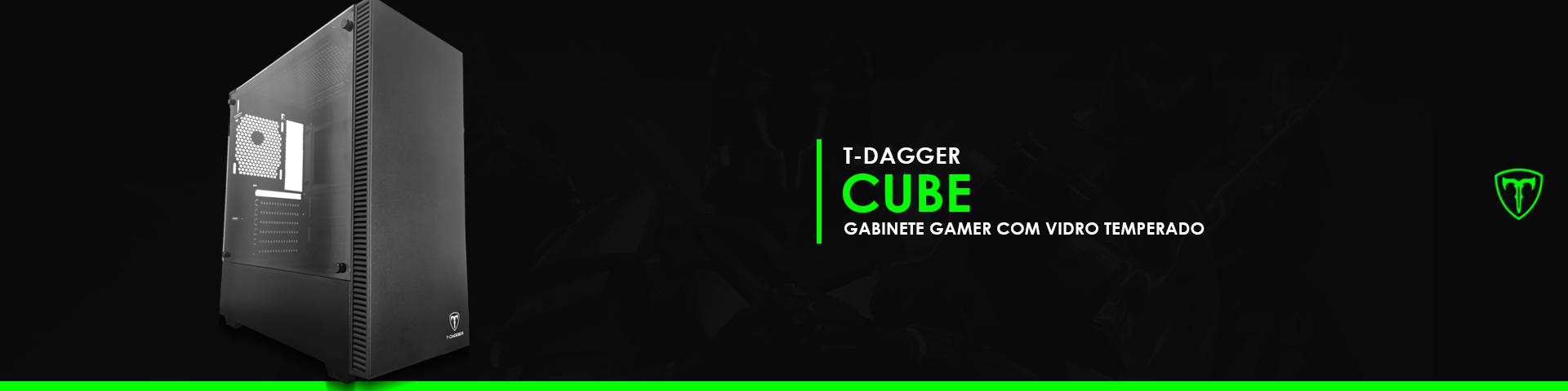 Proteção e Estilo para seu Setup com o T-Dagger Cube