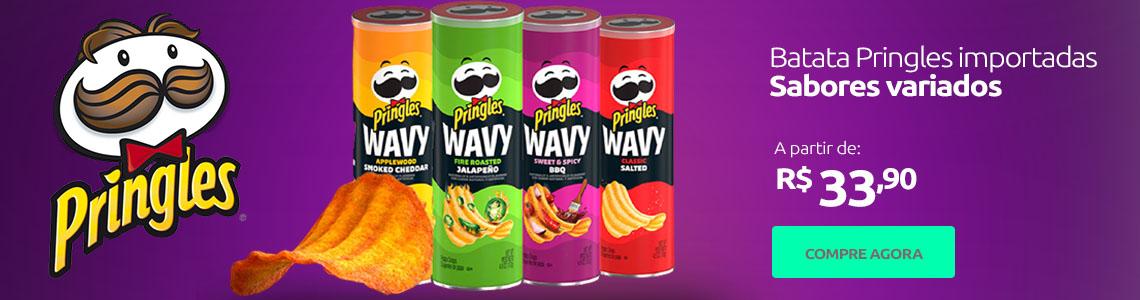 Full Banner Pringles Wavy