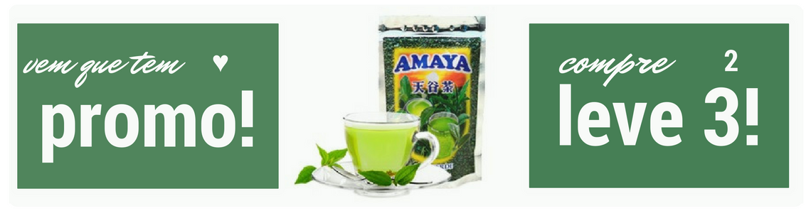 promoção Amaya