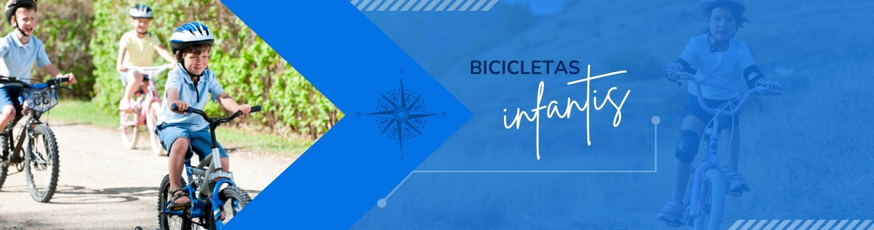 Bicicletas Infantis