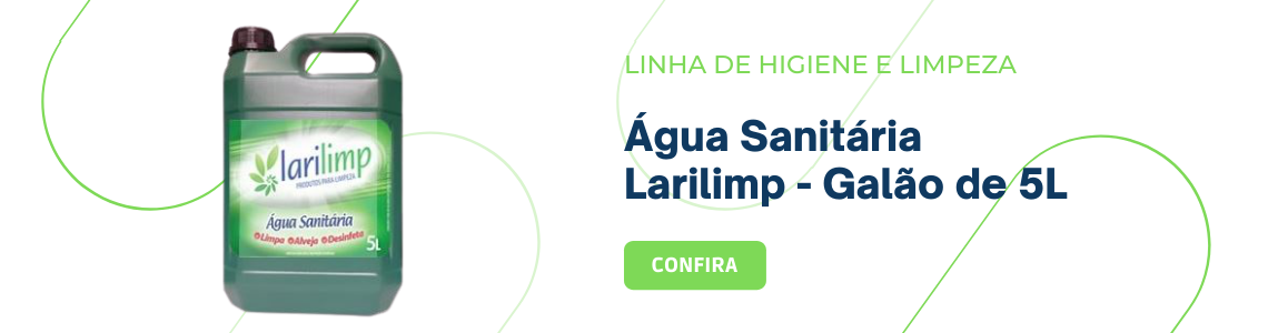 Água Sanitária Larilimp