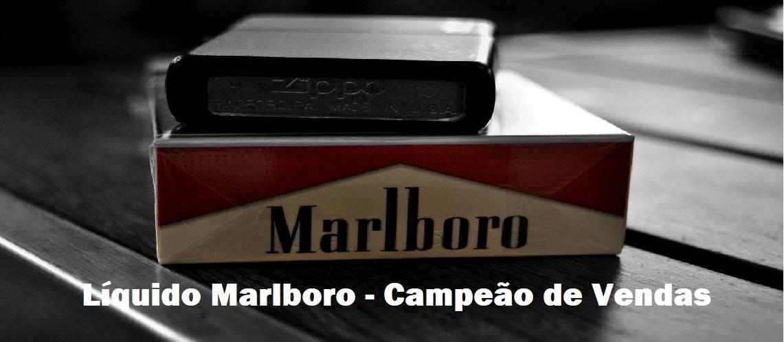 Líquido Cigarro Eletrônico Marlboro e-Health