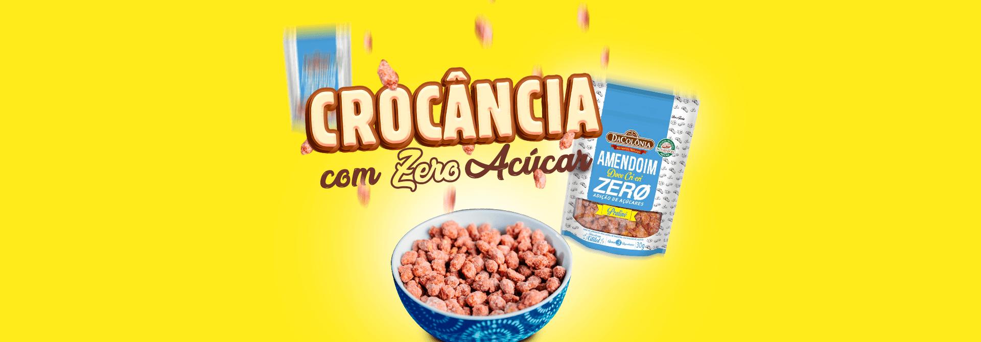 Amendoim Zero