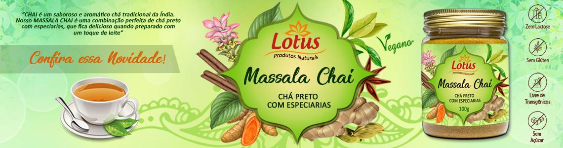 Massala Chai Lotus