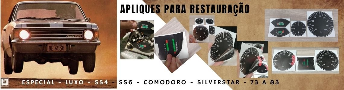Apliques Painéis Opala 72a74