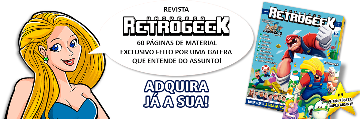 Revista RetroGeek