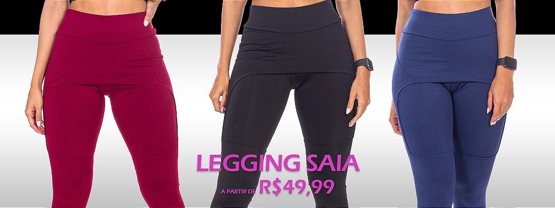 Legging Saia