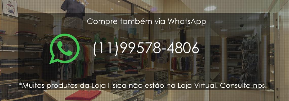 Compre via WhatsApp