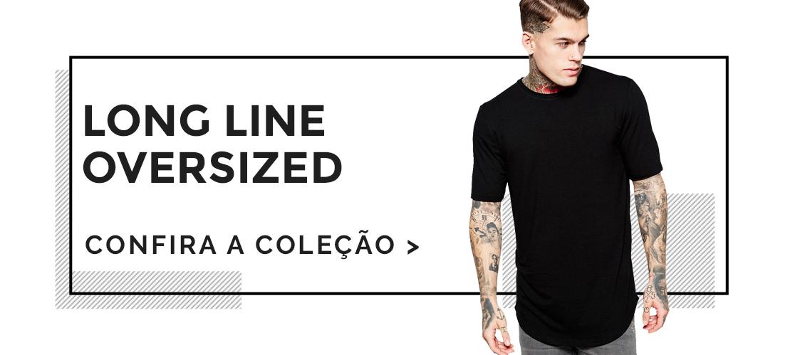 Long Line Oversized