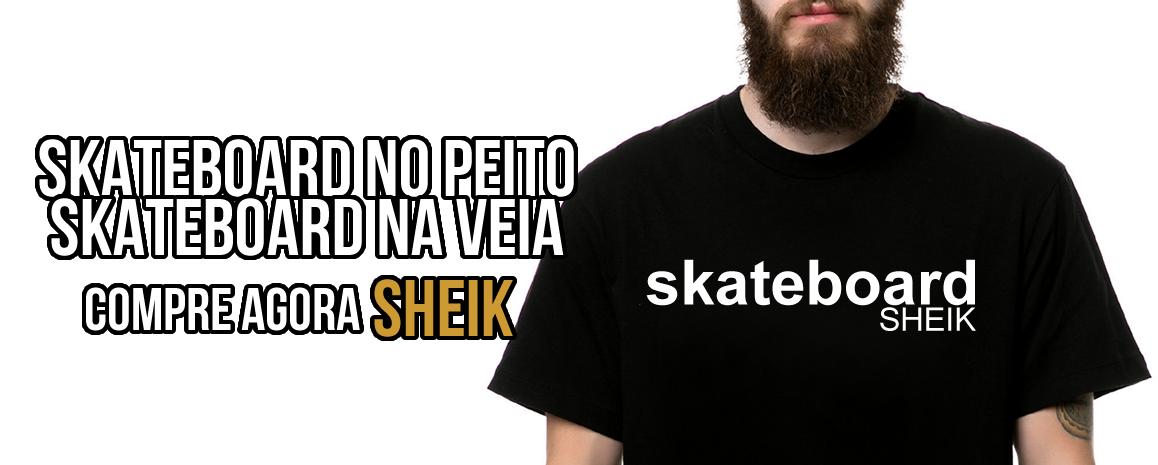 Skateboard SHEIK