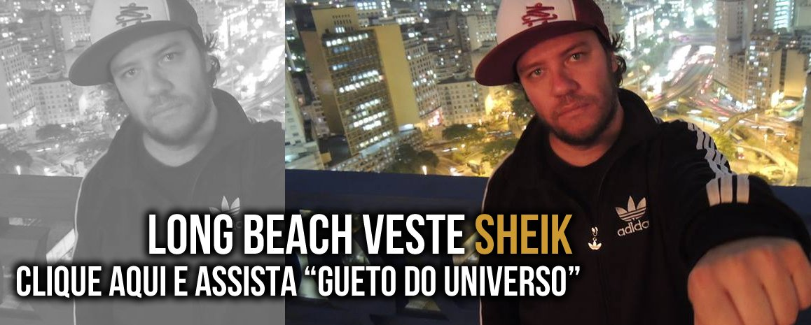 Long Beach veste SHEIK