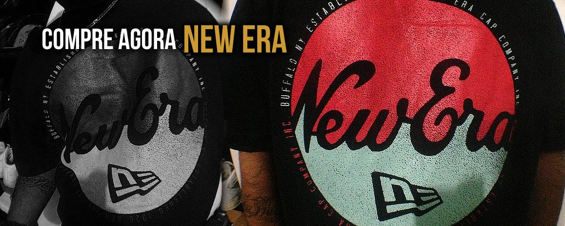 Camisetas New Era