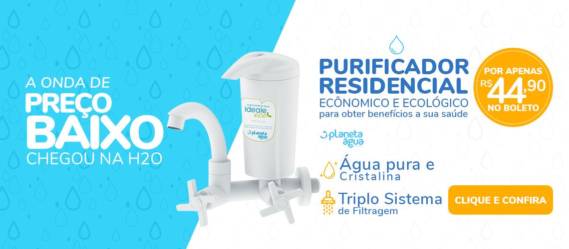 Dia mundial da água Ideale eco