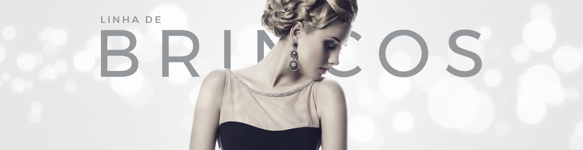 Leila folheados - qualidade em semi-jóias