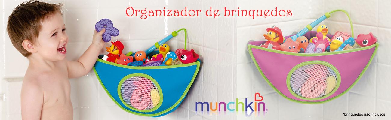 Organizador banho Munchkin