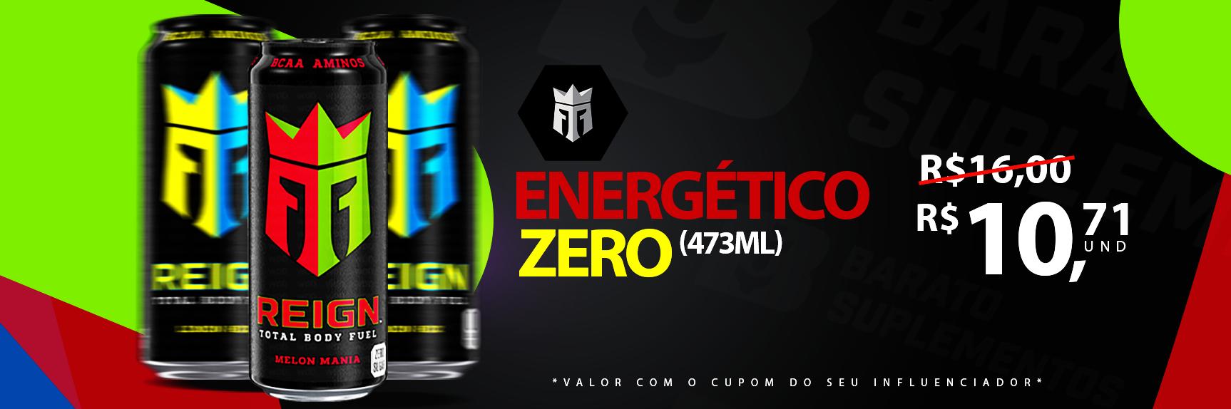 ENERGETICO ZERO REIGN