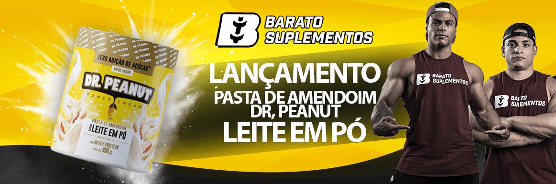 DR PEANUT LEITE EM PÓ