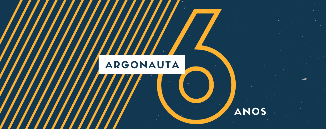 6 anos de Argonauta