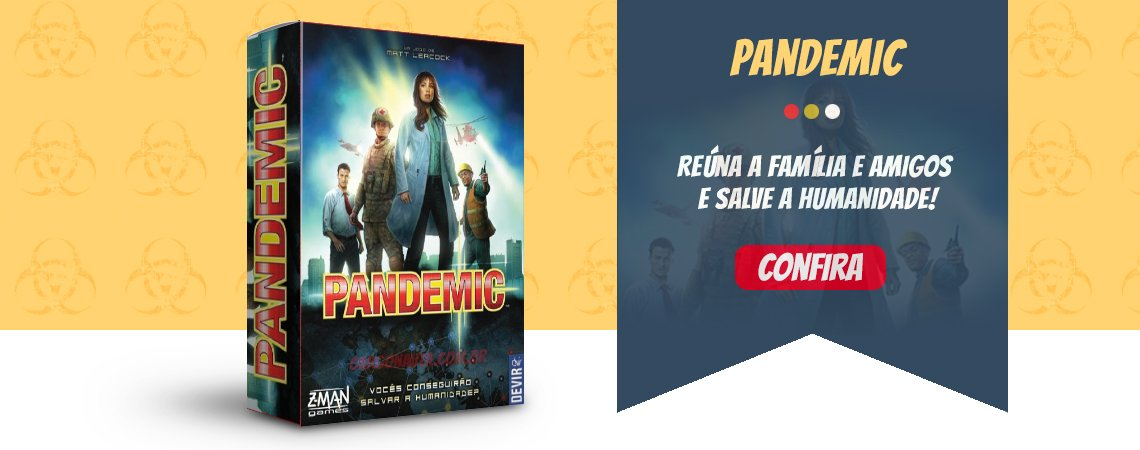 Pandemic-boardgame