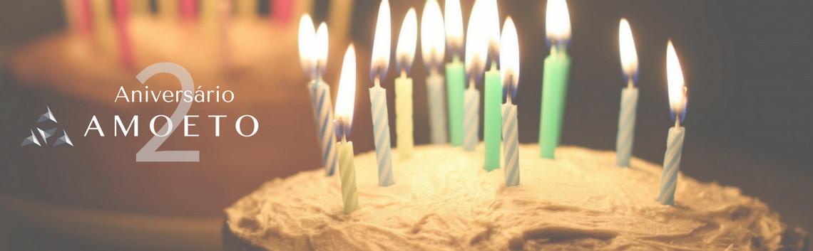 Aniversário Amoeto