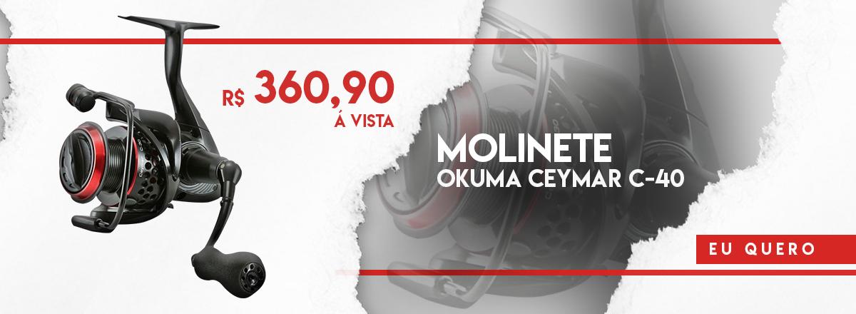 Molinete Okuma Ceymar