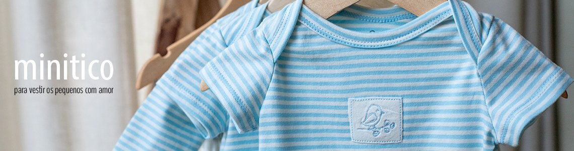 Minitico para vestir os pequenos com amor - body tico