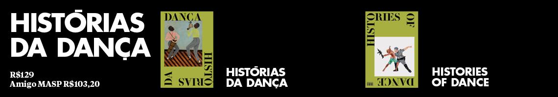 HISTORIAS DA DANÇA CATALOGO