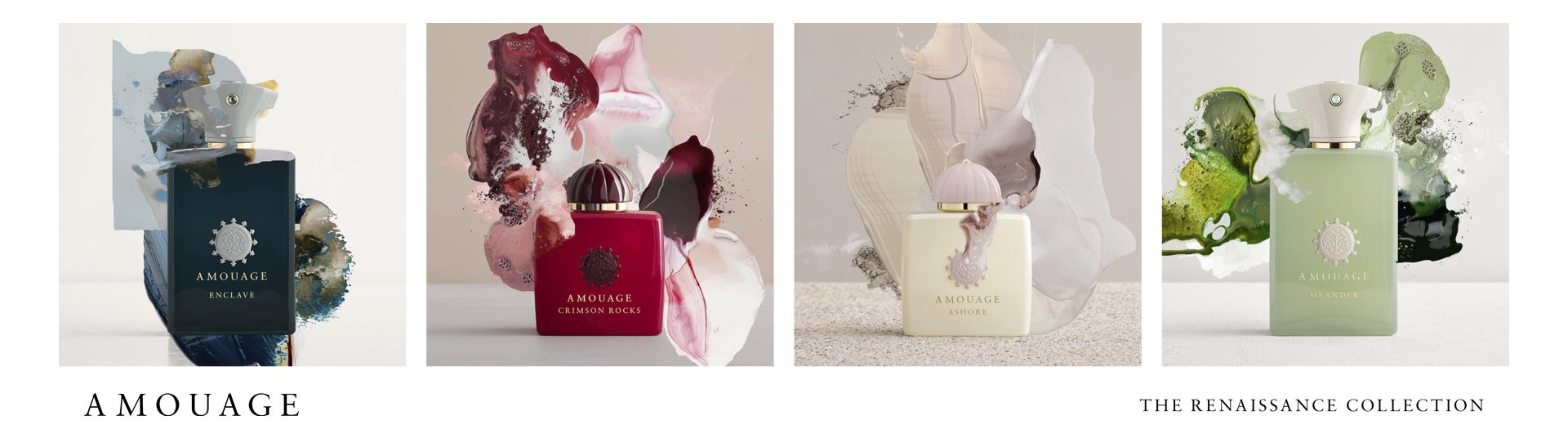 AMOUAGE RENAISSANCE COLLECTION