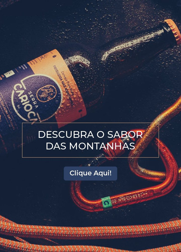 Cerveja Serra Carioca Lager
