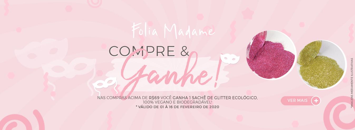 Folia Madame - Bioglitter - Ok