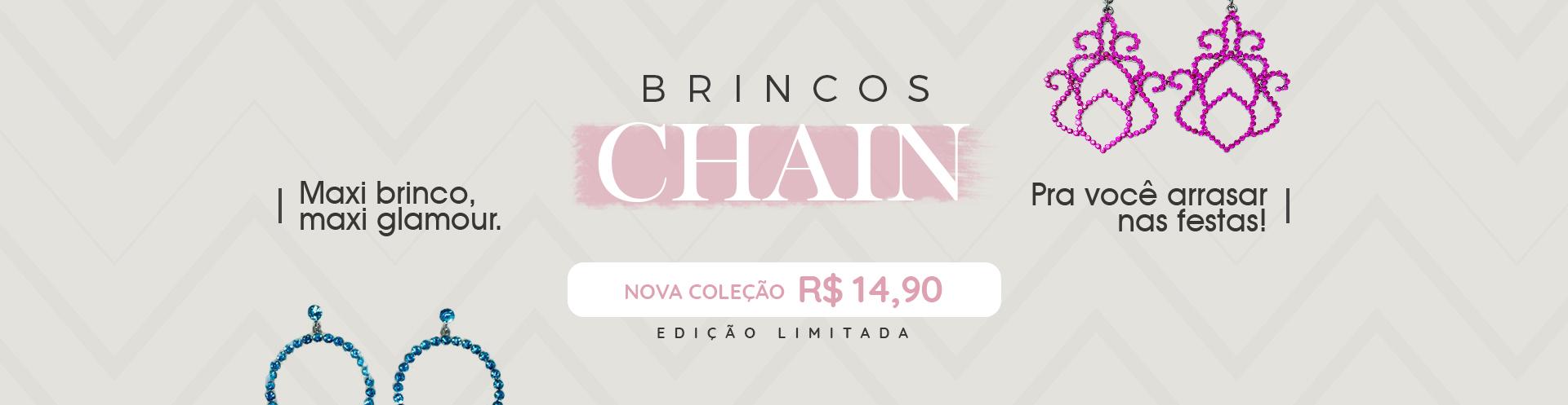 Brincos Chain