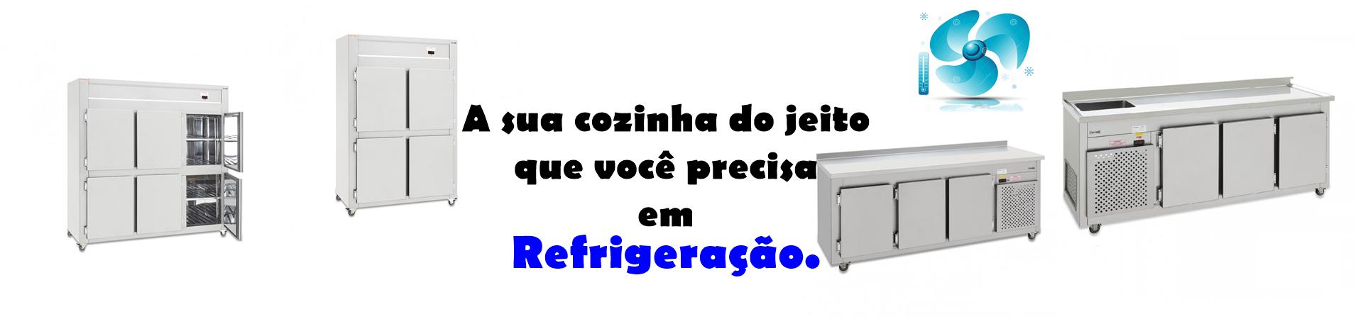 REFRIGERAÇÃO INOX