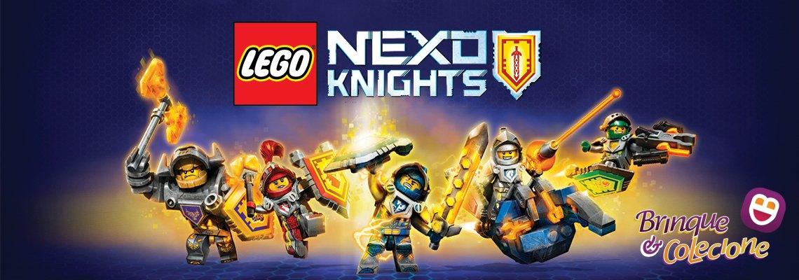 LEGO (nexoknights)