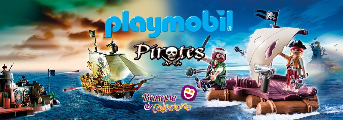 PLAYMOBIL (piratas)