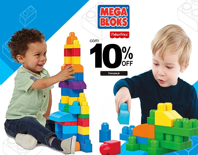 Mega Blocks Fischer Price - mobile