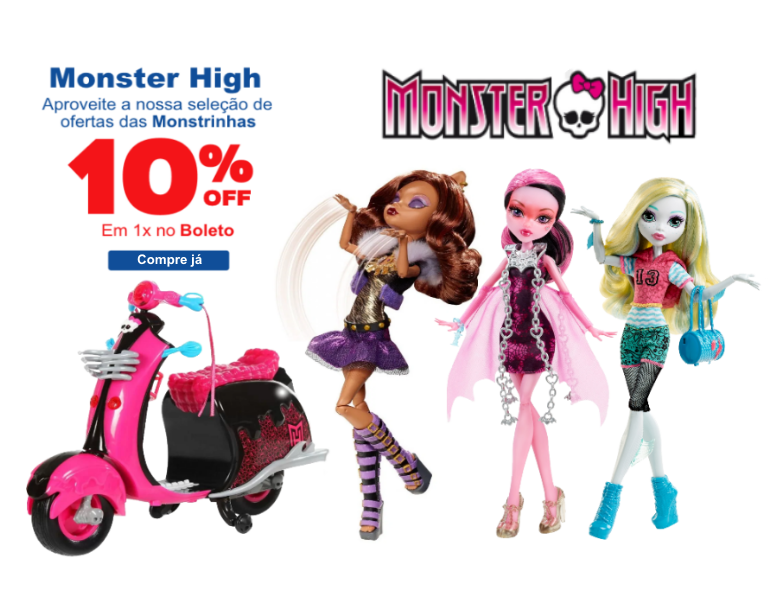 Monster High - mobile